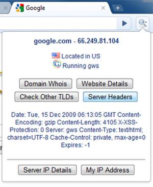 Информация о Гугле