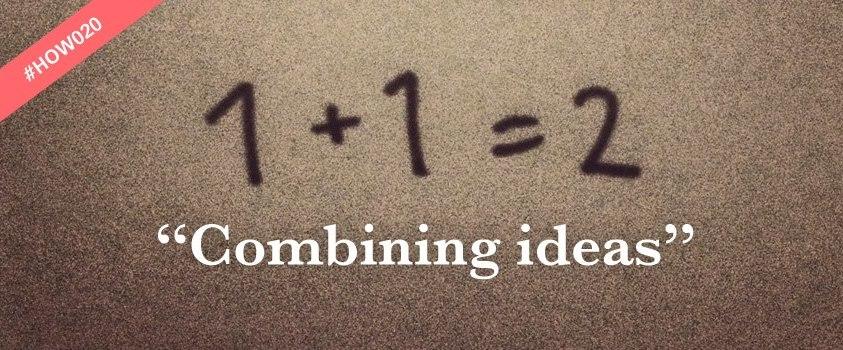 Комбинирование идей